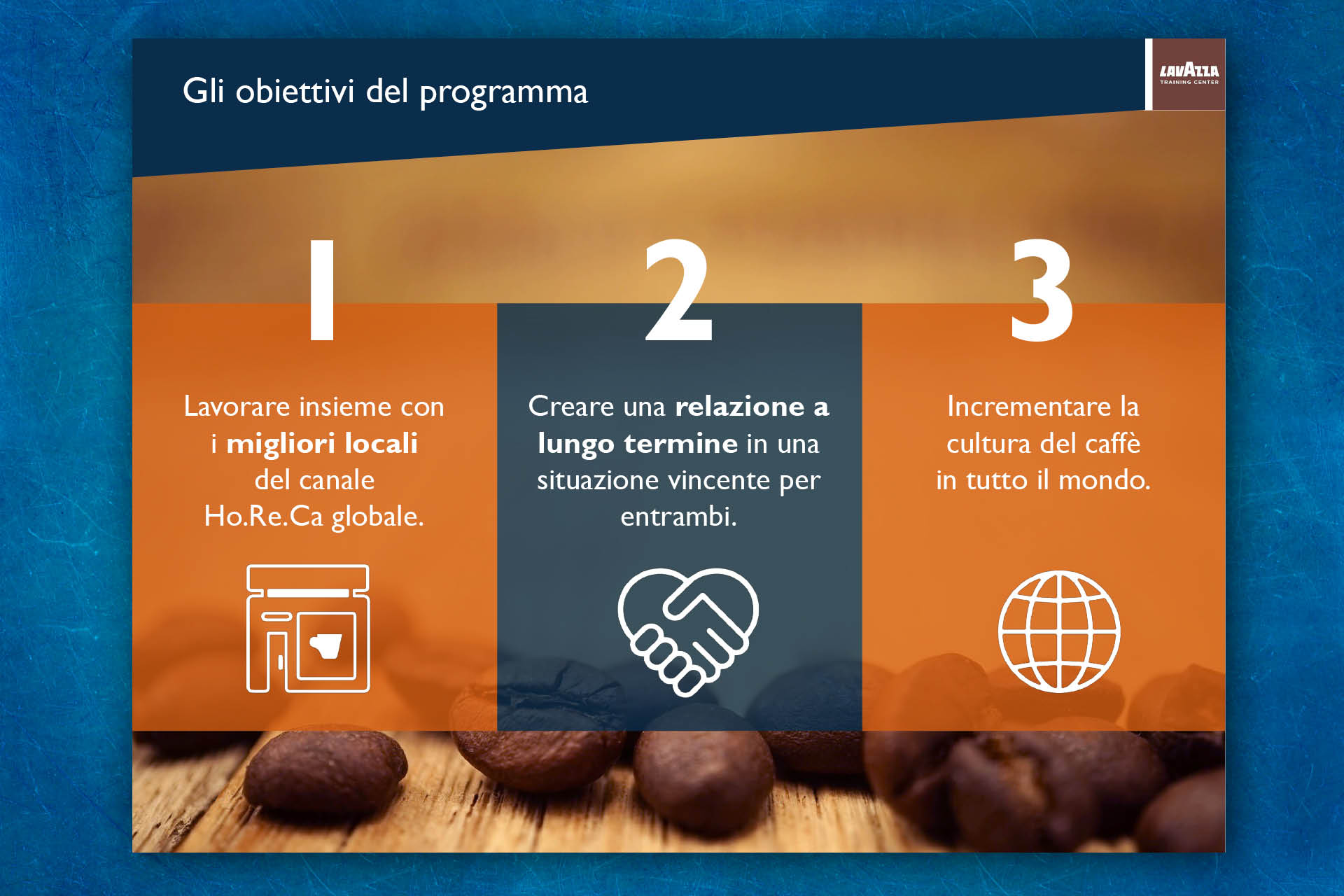 Presentazione PowerPoint Lavazza